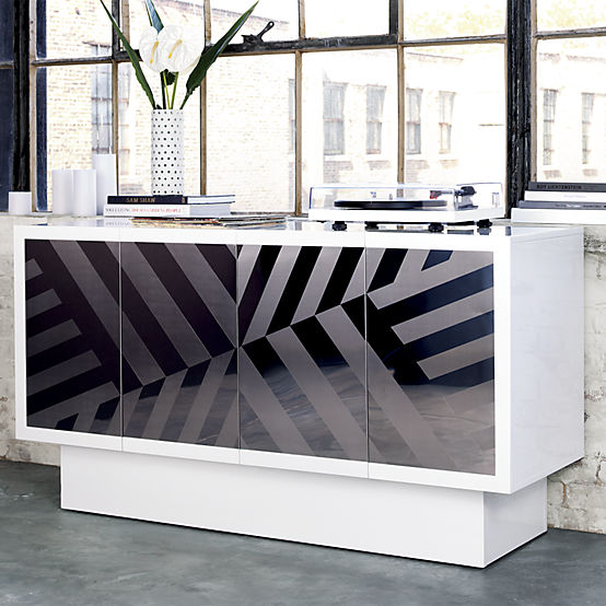 Interior Obsessions: CB2 x Kravitz Deisign on TheDailyMonarch.com #home #decor #interior