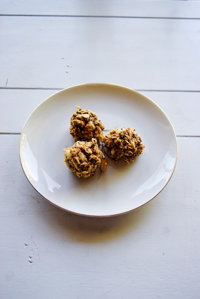 Pinterest To Plate: No Bake Energy Bites on TheDailyMonarch.com