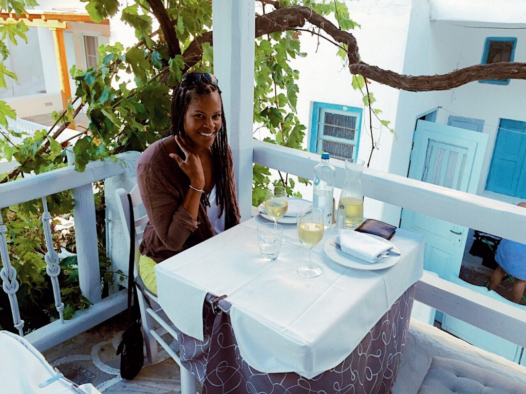 24 Hours in Mykonos Written By Guest Blogger, My mom!